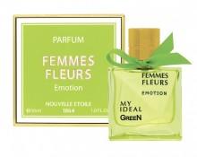 Новая Заря Женщины-цветы Эмоция - Femmes Fleurs Emotion