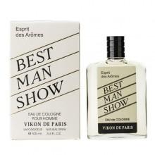 Новая Заря Шоу лучшего мужчины