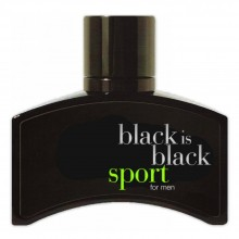 Nuparfums Black Is Black Sport
