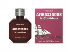 Parfums Genty Ambassador In Caribbean