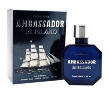 Parfums Genty Ambassador In Island
