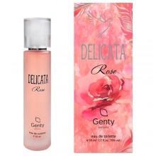 Parfums Genty Delicata Rose