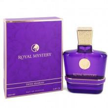 Swiss Arabian Royal Mystery