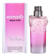Thierry Mugler Womanity Aqua Chic