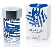 Yves Saint Laurent L`homme Libre Edition Art