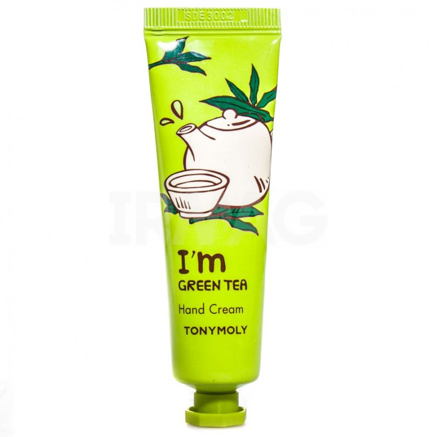 Tony Moly I`m Green Tea Hand Cream  Крем для рук