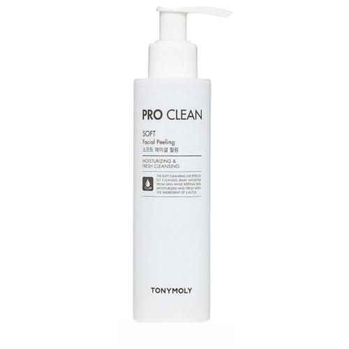 Tony Moly Pro Clean Soft Facial Peeling Мягкий пилинг для лица