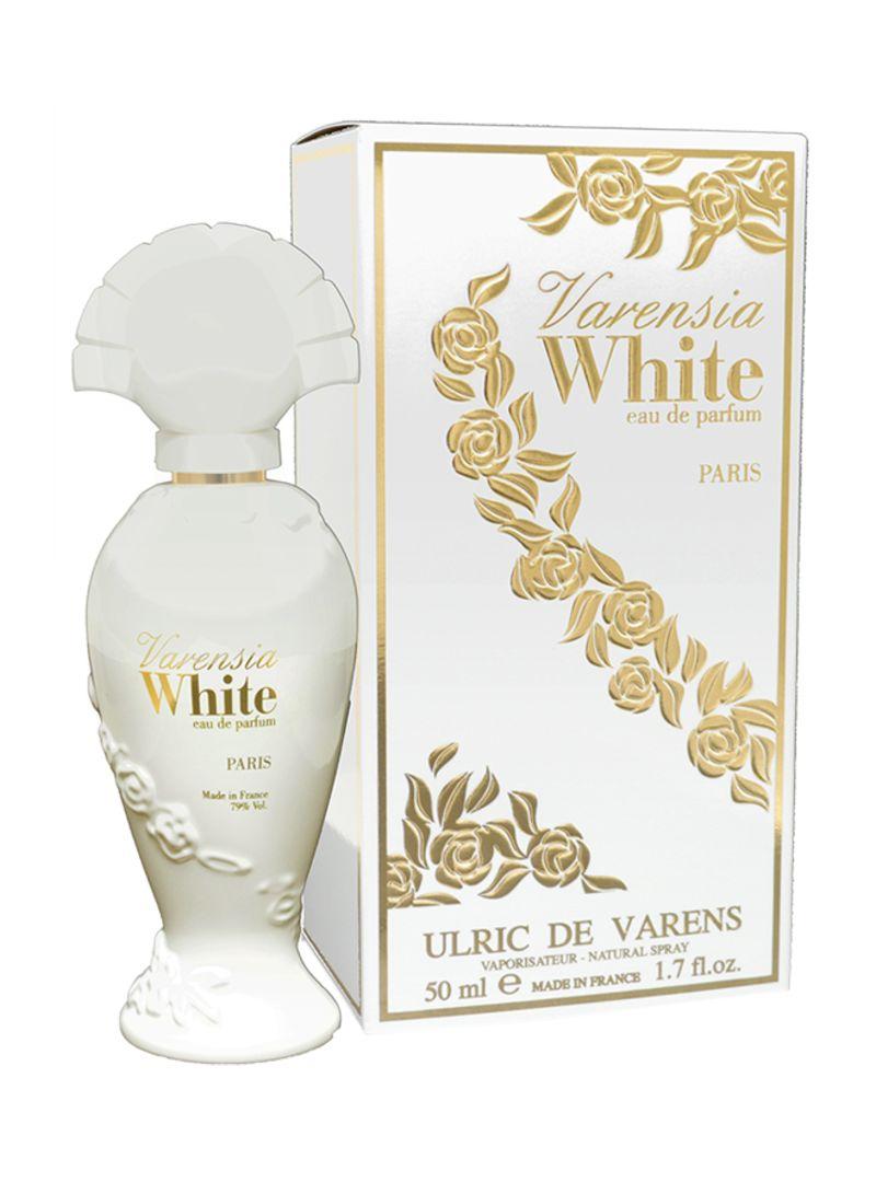 Ulric De Varens Varensia White