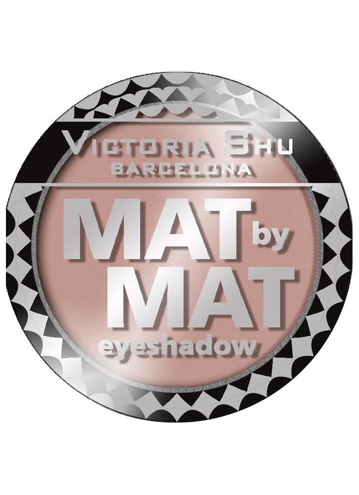 Victoria Shu Тени для век Mat By Mat