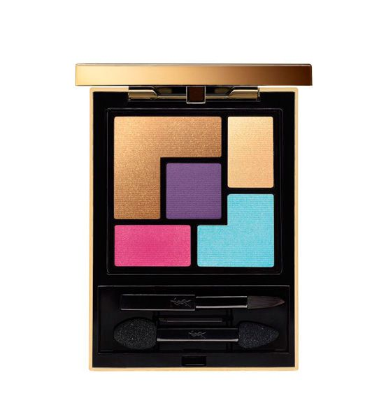 Yves Saint Laurent Couture Palette Collector The Street And I 5-ти цветные